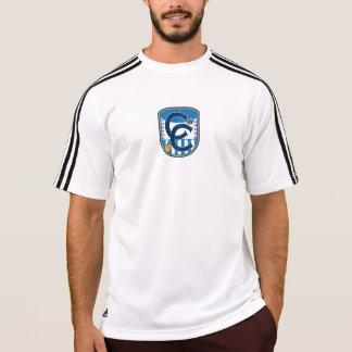 Camisa da atividade dos esportes dos homens do