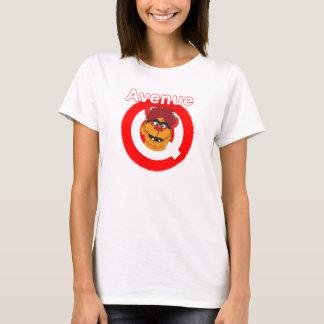 Camisa da avenida Q t