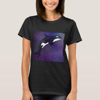 Camisa da baleia da galáxia
