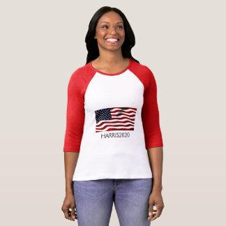 camisa da bandeira