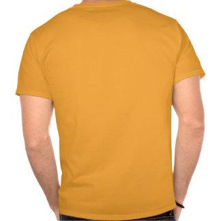 Camisa da bandeira da dinastia de Qing Camiseta