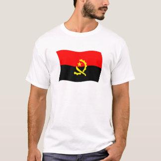 Camisa da bandeira de Angola
