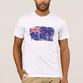 Camisa da bandeira de Nova Zelândia