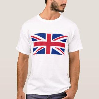 Camisa da bandeira de Reino Unido