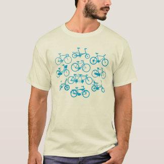 Camisa da bicicleta T do vintage