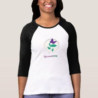 Camisa da bolha da conversa do poder do Wallflower