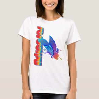 Camisa da borboleta do bauhaus de Arkansas