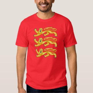 Camisa da brasão de Inglaterra Tshirt