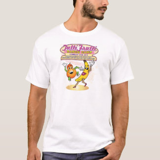Camisa da came T da dança de Tutti Frutti
