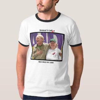 Camisa da caminhada de Betty