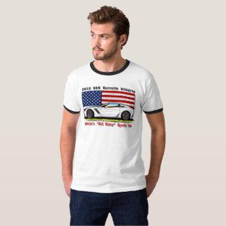 Camisa da campainha de 2015 homens idosos da
