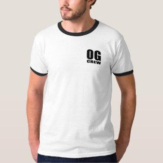 Camisa da campainha de OG T-shirts