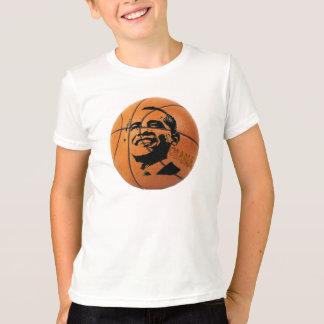 Camisa da campainha do miúdo do basquetebol de