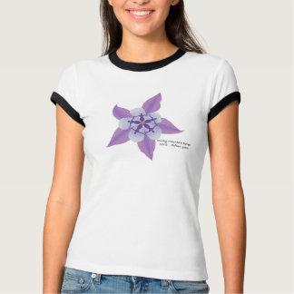 Camisa da campainha dos azuis marinhos