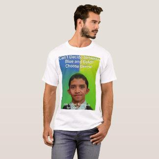 Camisa da campanha