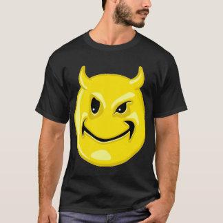 Camisa da cara do diabo de Lil