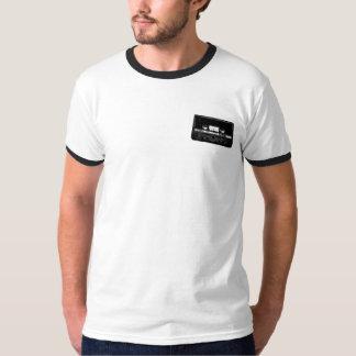 Camisa da cassete de banda magnética