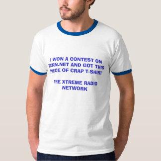 Camisa da competição de TXRN