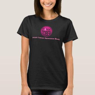 Camisa da consciência do cancro da mama de