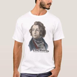 Camisa da cor de Dickens