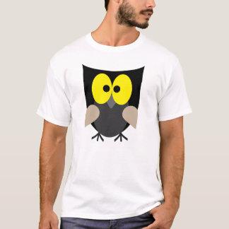 Camisa da coruja de noite T