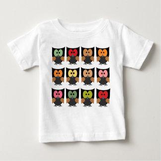 Camisa da coruja T