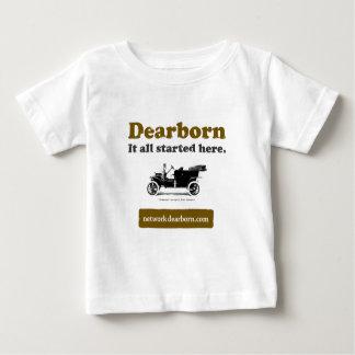 Camisa da criança de Dearborn IASH T-shirt