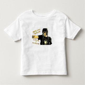 Camisa da criança dos playboys da cidade do cobra
