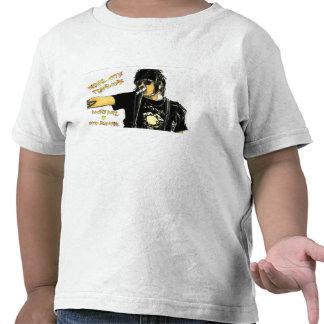 Camisa da criança dos playboys da cidade do cobra tshirt