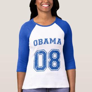 Camisa da equipe de Barack Obama