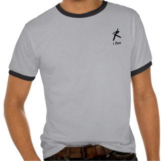 Camisa da equipe de trilha das meninas do divertim camiseta