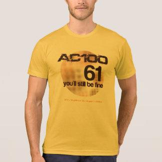 Camisa da equipe do AC100 de Randy