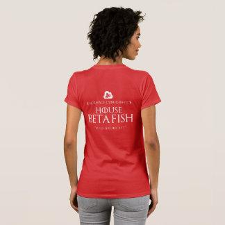 camisa da equipe dos betafish