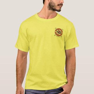 Camisa da equipe dos instrutores do surf de Havaí