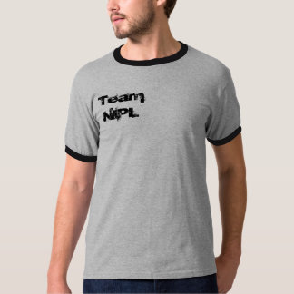 Camisa da equipe NIPL T-shirt
