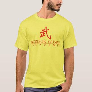 Camisa da escola de Wushu do horizonte