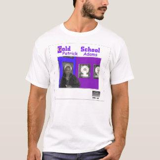 Camisa da ESCOLA T do OURO de Patrick Adams