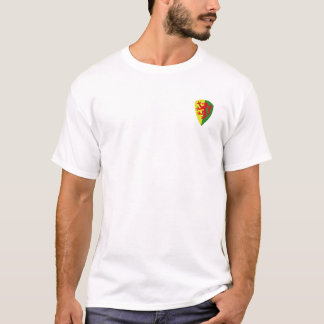 Camisa da esperança de vida do marechal de William