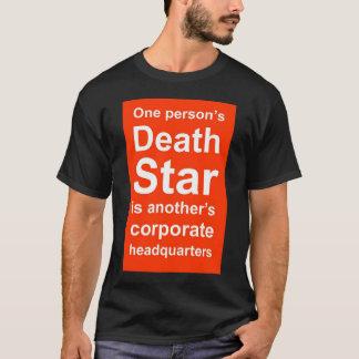 Camisa da estrela da morte