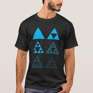 Camisa da expansão da peneira de Sierpinski