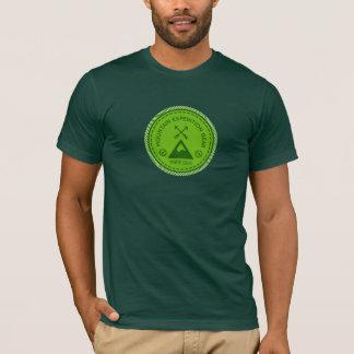 Camisa da expedição da montanha