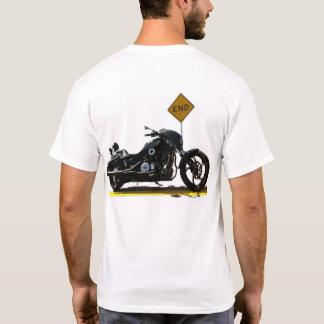 """Camisa da """"extremidade"""" de Yamaha Stryker"""
