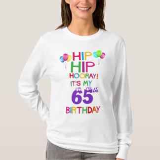 Camisa da festa de aniversário da avó - adicione