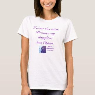 Camisa da filha