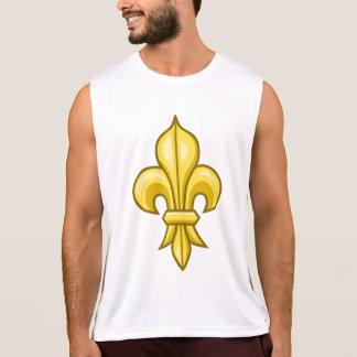 Camisa da flor de lis