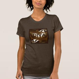 Camisa da forma da DIVA -
