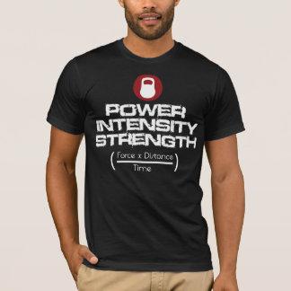 Camisa da fórmula do poder
