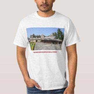 camisa da foto do lugar do turista de karnataka