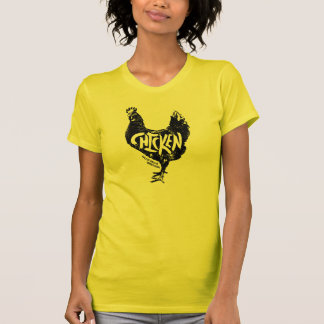 Camisa da galinha (domesticus do gallus do Gallus)