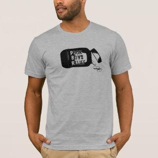 Camisa da garrafa de comprimido de PBR T-shirts